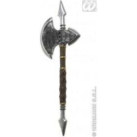 Spiked Axes 54.5Cm - Fancy Dress (Halloween)