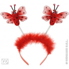 Headband Ladybug - Fancy Dress