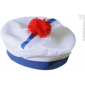 French Sailor Hat - Fancy Dress (Sailor)
