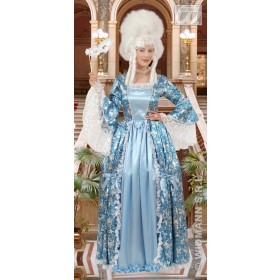 Catherine The Great With Dress With Wire Hoop Costume (Cultures)