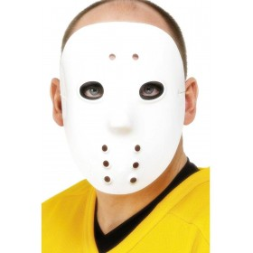 Hockey Mask - Fancy Dress (Cops/Robbers)