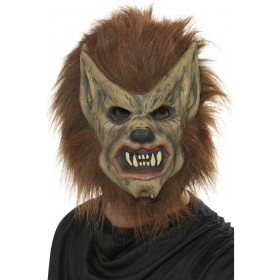 Werewolf Mask - Fancy Dress (Halloween)
