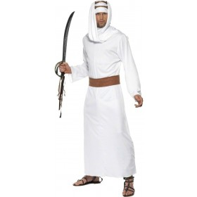 Lawrence Of Arabia Costume Mens Size 38-40 S (Egyptian)