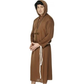 Monk Fancy Dress Costume Mens (Vicars/Nuns)