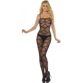 Sheer Body Stocking (Sexy Fancy Dress)