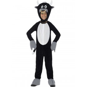 Deluxe Bull Costume Fancy Dress