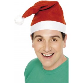 Santa Hat - Fancy Dress (Christmas)