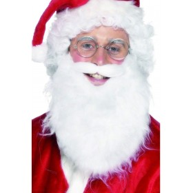 Santa Beard - Fancy Dress Mens (Animals)