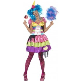Seven Deadly Sins Gluttony Fancy Dress Costume Ladies (Halloween)