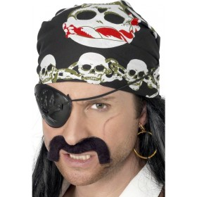 Pirate Bandana - Fancy Dress (Pirates)