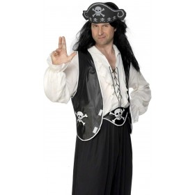 Pirate Set - Fancy Dress Mens (Pirates)