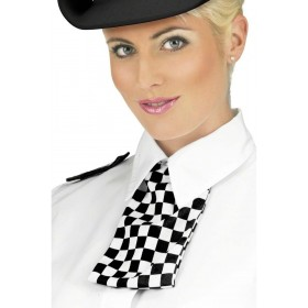 Policewoman'S Set - Fancy Dress Ladies (Cops/Robbers)