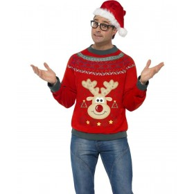 Christmas Jumper Fancy Dress Costume