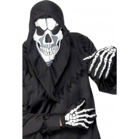 Skeleton Instant Kit - Fancy Dress Mens (Halloween)