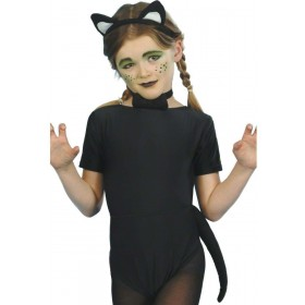 Cat Instant Set - Fancy Dress Ladies (Halloween)