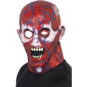 Anatomy Man Mask (Halloween Masks)