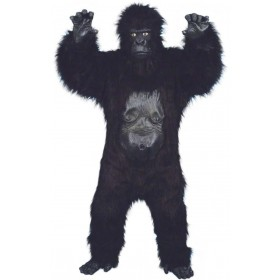 Gorilla Fancy Dress Costume Mens (Animals)