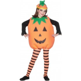 Pumpkin Fancy Dress Costume (Halloween)
