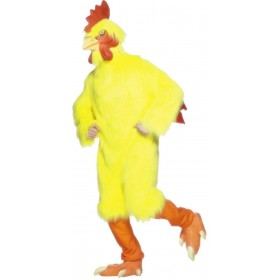 Chicken Fancy Dress Costume Mens (Animals)