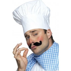 Chef Hat - Fancy Dress Mens