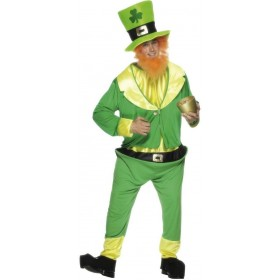 Leprechaun Fancy Dress Costume Mens (Cultures)