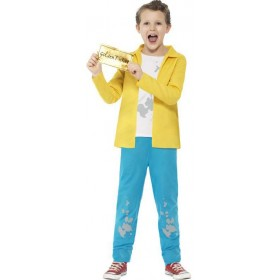 Boys Roald Dahl Charlie Bucket Fancy Dress Costume
