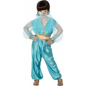 Arabian Princess Fancy Dress Costume Girls (Royalty)