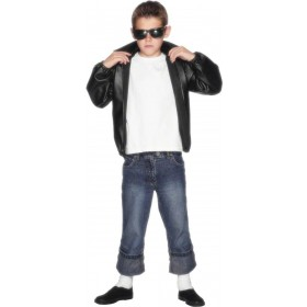 T-Bird Jacket Fancy Dress Costume Boys (Film)