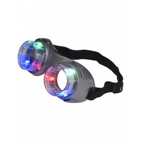 Alien Goggles, Light up Fancy Dress Accessory