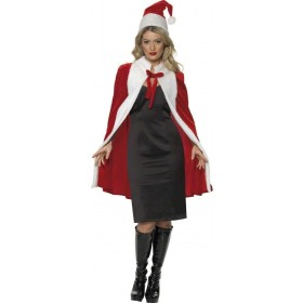 Luxury Cape - Fancy Dress (Christmas)