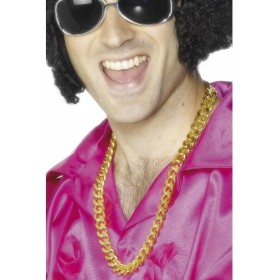 Bling Neckchain - Fancy Dress Mens (1980S)