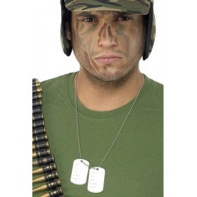 Dogtags On Chain - Fancy Dress