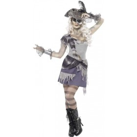Madame Voyage Fancy Dress Costume