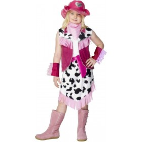 Rodeo Girl Fancy Dress Costume Girls