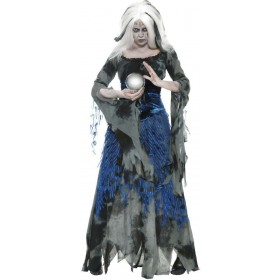 Sinful Soothsayer Fancy Dress Costume Ladies (Halloween)