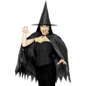 Witch Instant Set - Fancy Dress Ladies (Halloween)