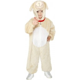 Lamb Costume Age 7-9 Fancy Dress Costume (Animals)
