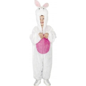 Bunny Costume Age 7-9 Fancy Dress Costume (Animals)