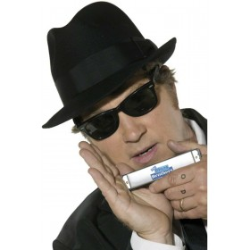 Blues Brothers Kit - Fancy Dress Mens (Music)