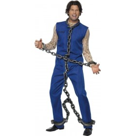 Convict Chains - Fancy Dress (Halloween)