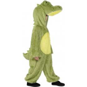 Crocodile Costume Age 7-9 Fancy Dress Costume (Animals)