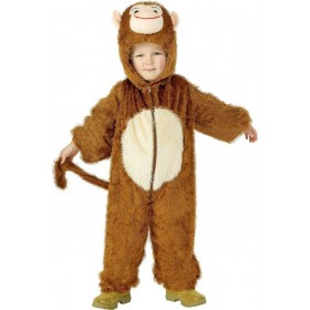Monkey Costume Age 4-6 Costume Kids Age 4-6 (Animals)