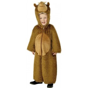 Camel Costume Age 3 - 5 Costume Kids Age 3-4 (Animals)