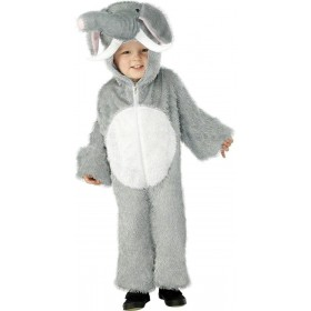 Elephant Costume Age 4-6 Costume Kids Age 4-6 (Animals)