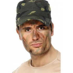 Army Make Up - Fancy Dress (Army)