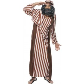 Shepherd Fancy Dress Costume Mens Size 38-40 S (Christmas)