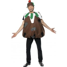 Christmas Pudding Fancy Dress Costume (Christmas)