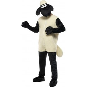 Shaun The Sheep Fancy Dress Costume (Animals , Cartoon , Tv)