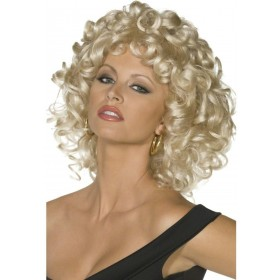 Sandy Last Scene Wig - Fancy Dress Ladies (Film) - Blonde