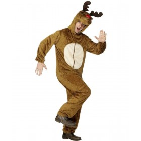 Reindeer , Adult Fancy Dress Costume